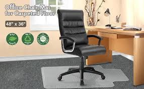 mysuntown esteras de alfombra silla
