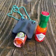 tabasco hot sauce kydex sheath kydex