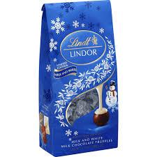 lindt lindor holiday truffle chocolate