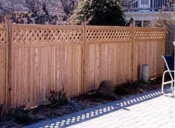 Wood Post Caps Academy Fence Company Nj Pa Ny