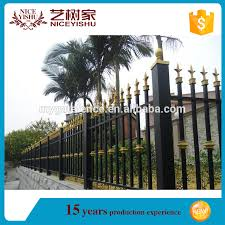 Philippines Gates And Fences Gate Grill Fence Design Anti Climb Security Fence View Anti Climb Security Fence Yishujia Product Details From Shijiazhuang Yishu Metal Products Co Ltd On Alibaba Com