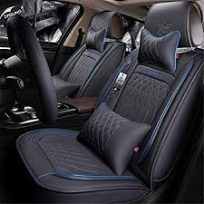 leather car protect cover deluxe seat