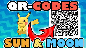 HOW TO USE QR CODES IN POKEMON SUN AND POKEMON MOON!!! - YouTube