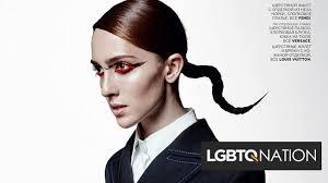 Model Teddy Quinlivan comes out as transgender / LGBTQ Nation