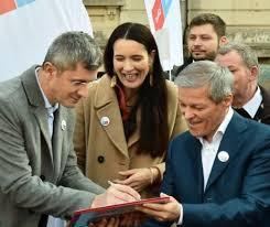 S-a stins lumina pentru Alianța 2020 USR-PLUS. Cioloș și Barna, refuzați de BEC | Evenimentul Zilei