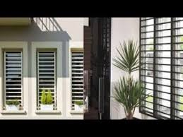 Simple Modern Window Grill Design Davao Fence Gate Constructions Facebook