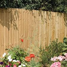 Parcel In The Attic Traditional Featheredge Fence Panel Heavy Duty Pressure Treated 6 X3 1 83m Wide X 0 91m Height Pack Of 3 Panels Amazon Co Uk Garden Outdoors