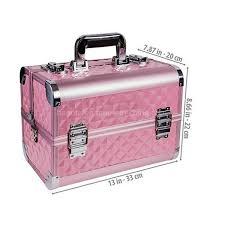 china cosmetic aluminium makeup box