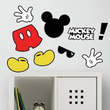 disney mickey mouse icons l and