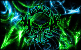 cool skull wallpapers picserio