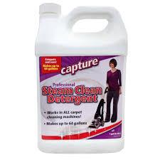 capture 128 oz steam clean carpet