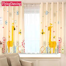 Eco Friendly Children Digital Printing Shading Cartoon Window Curtains For Kids Living Room Curtains Girls Baby Room Curtains Kids Curtains Kids Room Curtains
