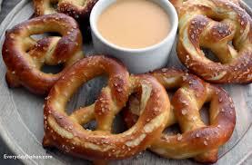 homemade soft pretzels recipe video