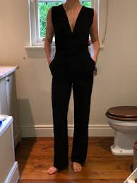 Black Massimo Dutti Jumpsuit For Sale in Carrickmines, Dublin from Lilia  Rogers