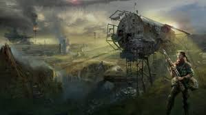 science fiction post apocalyptic