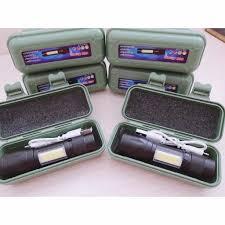 Đèn Pin MINI Siêu Sáng Cao Cấp Có Zoom sạc cổng USB full hộp - P653491 |  Sàn thương mại điện tử của khách hàng Viettelpost