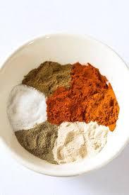 homemade chili seasoning recipe from