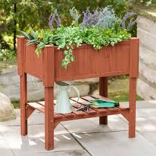 raised garden bed planter