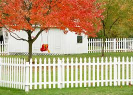 26 White Picket Fence Ideas And Designs