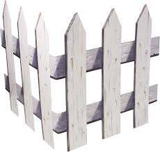Amazon Com Picket Fence Cutouts Party Accessory 1 Count 3 Pkg Kitchen Dining