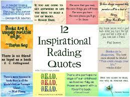 reading quotes for teachers quotesta
