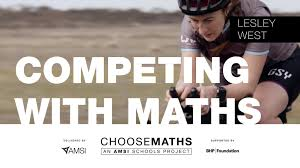 Australia's Science Channel   Competing with Maths - Lesley West