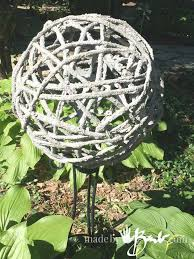 17 easy diy garden cement project ideas