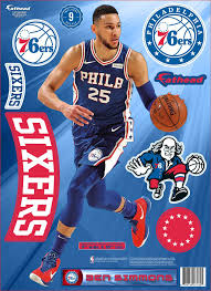 Wall Decal Idea Wall Decal 76ers