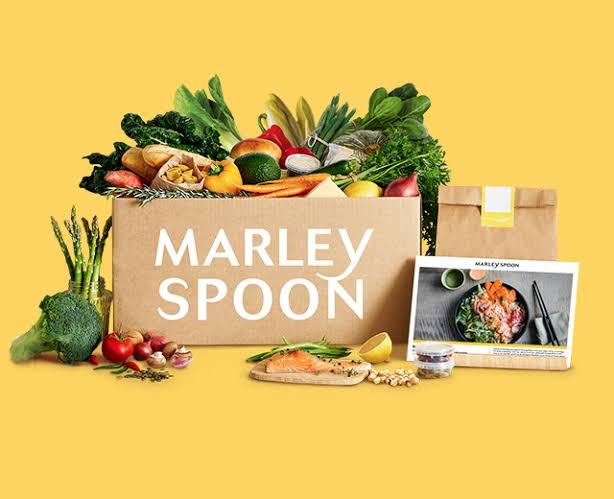 Marley Spoon | Beanstalk Mums