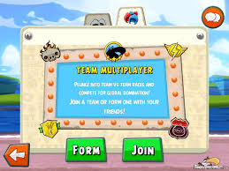 Angry Birds Go! Update Adds Team Multiplayer