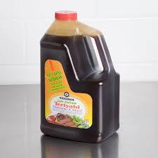 5 gallon less sodium teriyaki marinade