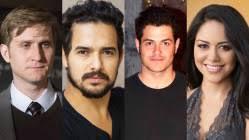TV News – Narcos Mexico – Aaron Staton, Alejandro Edda, Alfonso ...