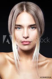 caucasian female model