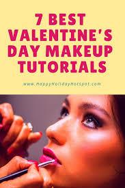 7 best valentine s day makeup tutorials