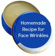 homemade wrinkle cream at home with