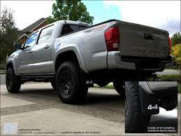 Mud Flap Decals Fits 2016 Toyota Tacoma Importequipment