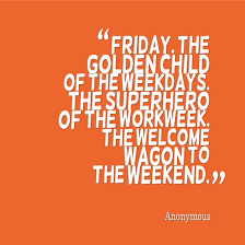 friday quotes to start the day