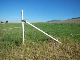 Using Pasture Pro Posts As Corner Braces On Pasture