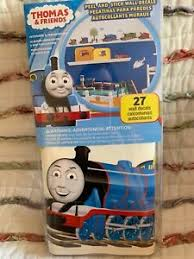 New Thomas The Train Tank Engine 27 Wall Decals Boys Kids Bedroom Stickers Decor 34878843506 Ebay