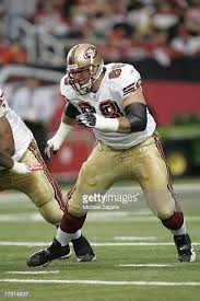 Adam Snyder of the San Francisco 49ers blocks during the game against... |  San francisco 49ers, San francisco, 49ers