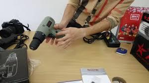 Máy vặn vít Trung Quốc Atec - Máy bắn vít cầm tay, máy bắt vít mini -  YouTube