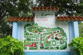 map saigon zoo and botanical gardens
