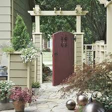 Gated Arbor Ideas Better Homes Gardens