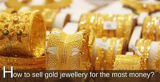 sell gold jewellery for the most money
