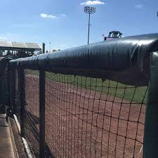 Fence Rail Dugout Padding Sna Sports