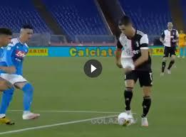 Coppa Italia, il Napoli è campione: gli highlights video della gara