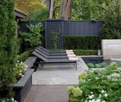 amazing 11 black garden fences design