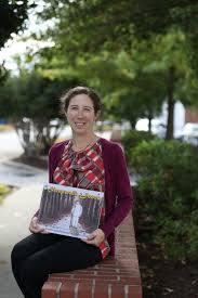 Lander grad found her niche in children's books | News | golaurens.com