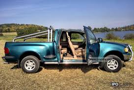 1998 ford f150 car photo and specs