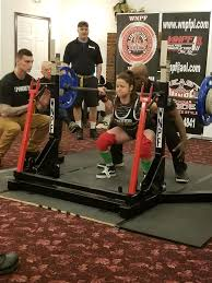 Last year Vince Wood noticed Molly... - WNPF Powerlifting | Facebook